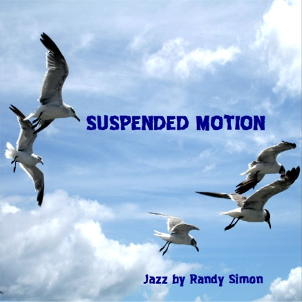 Download jazz mp3 Suspended Motion by Randy Simon
